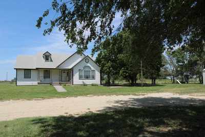 Mulvane Single Family Home For Sale: 1350 N Greenwich