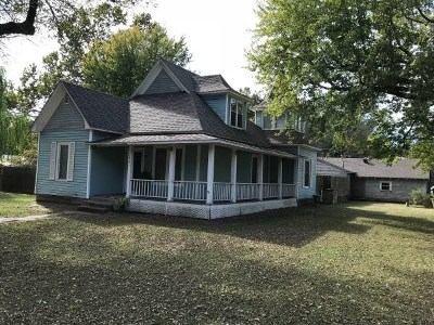 Winfield Single Family Home For Sale: 1801 Loomis