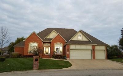 Wichita Single Family Home For Sale: 1831 N Cranbrook Cir