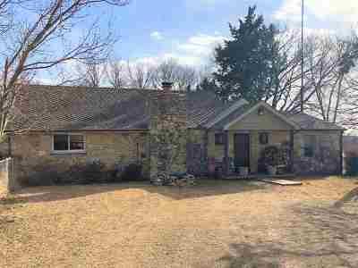 Arkansas City Single Family Home For Sale: 14453 8th St