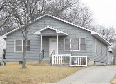 Mulvane Single Family Home For Sale: 628 E Main St