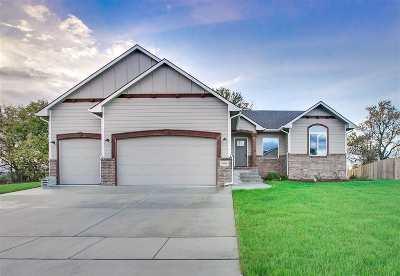 Wichita Single Family Home For Sale: 13505 W Lost Creek