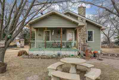 Hutchinson Single Family Home For Sale: 1707 N Wilshire Dr