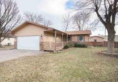 Haysville Single Family Home For Sale: 609 E Freeman