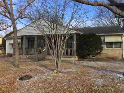Augusta Single Family Home For Sale: 1900 N Dearborn St