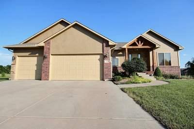 Augusta Single Family Home For Sale: 605 Stone Lake Cir