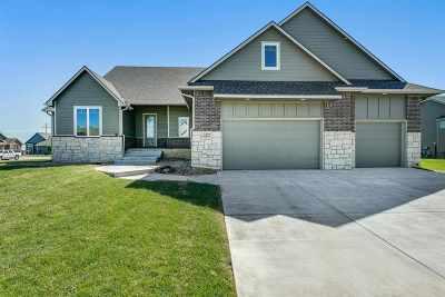 Wichita Single Family Home For Sale: 3322 N Covington