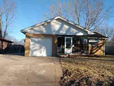 Wichita KS Single Family Home For Sale: $79,000