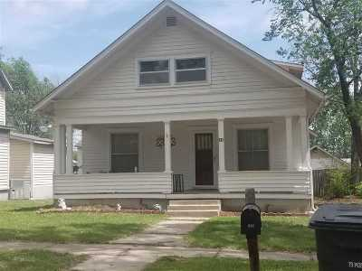 Arkansas City KS Single Family Home For Sale: $71,500