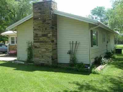 Andover KS Single Family Home For Sale: $84,000