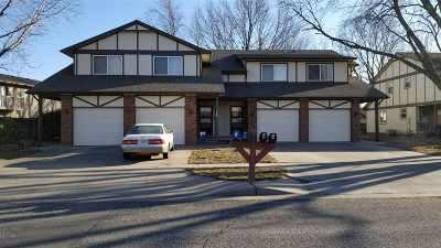 Wichita Multi Family Home For Sale: 8623 W Thurman St