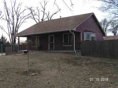 Haysville Single Family Home For Sale: 8559 S Broadway St