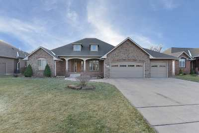 Maize Single Family Home For Sale: 3821 N Watercress Ct