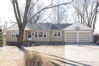 Augusta Single Family Home For Sale: 1619 Sunset Dr