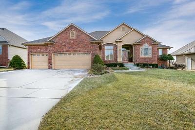 Wichita Single Family Home For Sale: 8509 W Northridge Rd