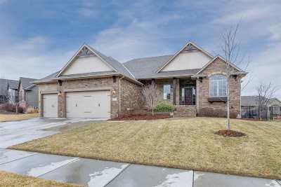 Wichita Single Family Home For Sale: 13623 E Mainsgate St
