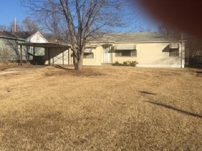 Augusta Single Family Home For Sale: 1228 N Arthur