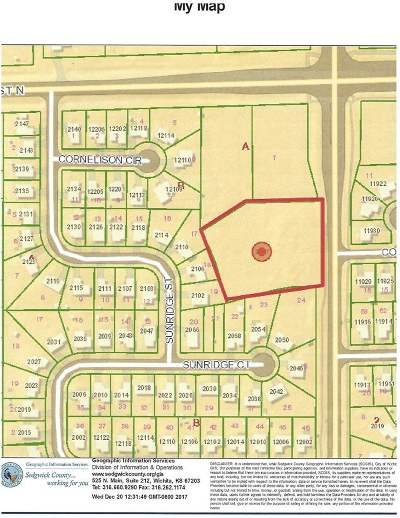 Wichita Residential Lots & Land For Sale: 2107 N 119th St. W