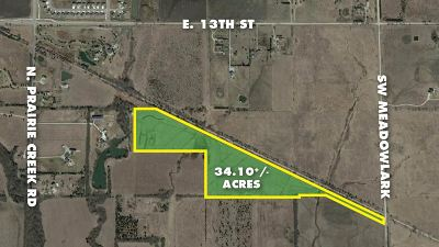 Andover Residential Lots & Land For Sale: 8571 S Meadowlark Rd