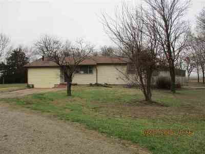Udall Single Family Home For Sale: 3648 52nd Rd