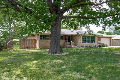 Mulvane Single Family Home For Sale: 703 N Westview