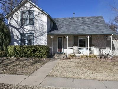 Douglass Single Family Home For Sale: 310 E 1st Street