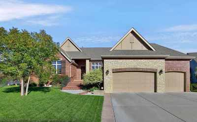 Andover KS Single Family Home For Sale: $489,900