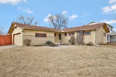 Wichita Single Family Home Take Backup: 2651 S Hiram Ave