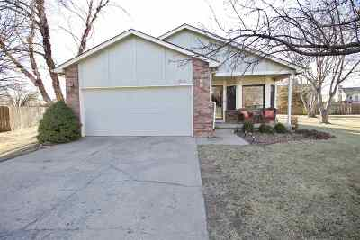 Wichita KS Single Family Home For Sale: $144,900
