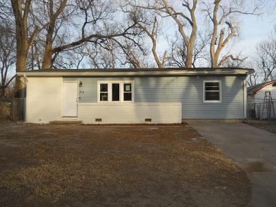 Haysville Single Family Home For Sale: 306 S Stewart