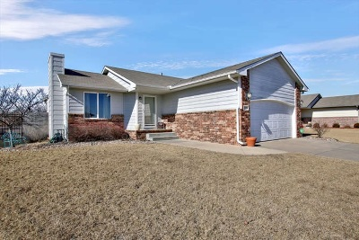 Andover KS Single Family Home For Sale: $162,000