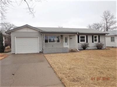 Wellington Single Family Home For Sale: 1219 N Park St