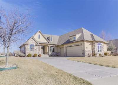 Maize Single Family Home For Sale: 3936 N Goldenrod Ct