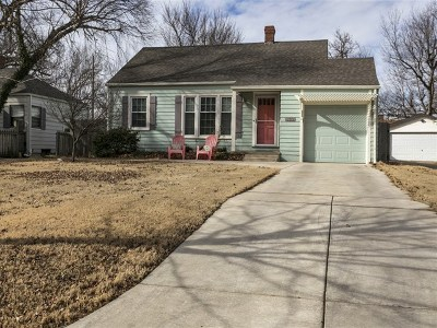 Wichita KS Single Family Home For Sale: $147,000