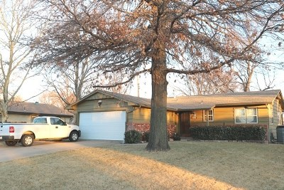 Mulvane Single Family Home For Sale: 1222 N Sunset Ct