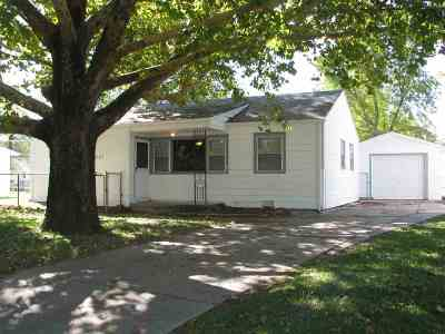 Haysville Single Family Home For Sale: 321 S Lamar Ave