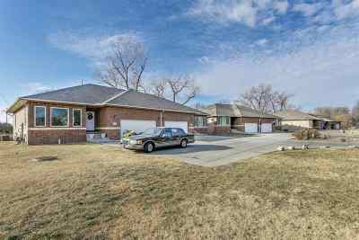 Wichita Multi Family Home For Sale: 1815 N 127th St E