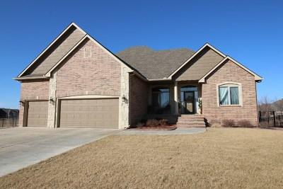 Wichita Single Family Home For Sale: 13502 E Equestrian Circle