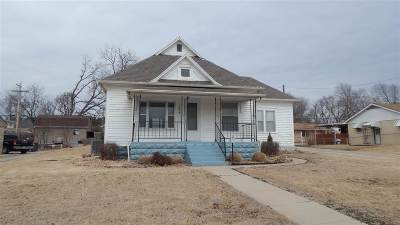 winfield Single Family Home For Sale: 1624 E 11th Ave