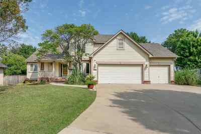 Derby Single Family Home For Sale: 1432 Broadmoor