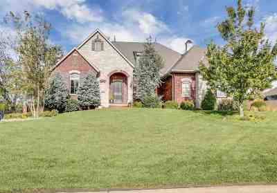 Andover KS Single Family Home For Sale: $665,000