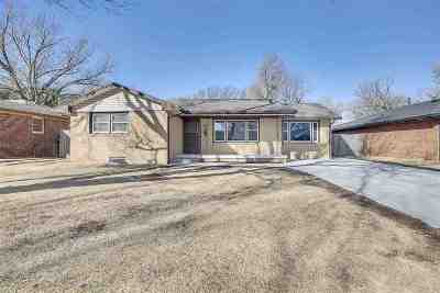 Haysville Single Family Home For Sale: 121 S Sunset