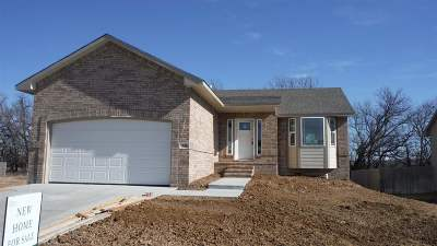 Andover KS Single Family Home For Sale: $187,890
