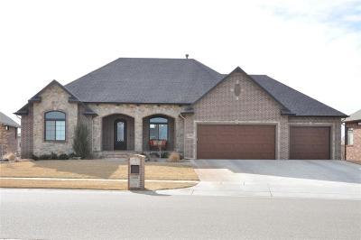 Wichita Single Family Home For Sale: 3309 W Crystal Beach St