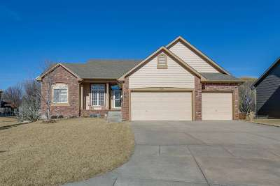 Andover KS Single Family Home For Sale: $275,000