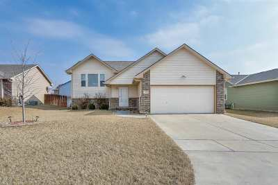 Andover KS Single Family Home For Sale: $174,900