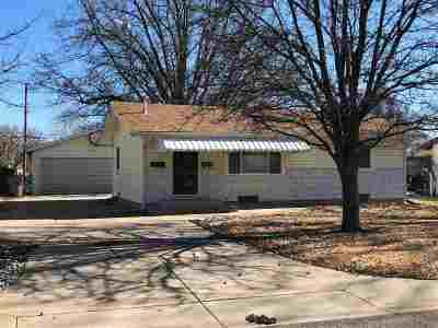 Haysville Single Family Home For Sale: 410 S Western