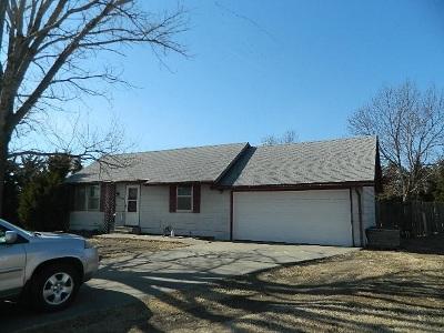 Wellington Single Family Home For Sale: 1224 N Cherry St.