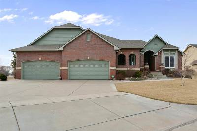 Wichita Single Family Home For Sale: 14151 W Onewood Ct
