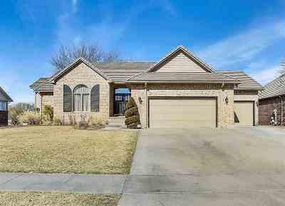 Wichita Single Family Home For Sale: 3210 W Keywest St